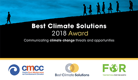 Best Climate Solutions 2018 Award