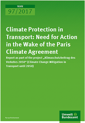Climate Protection in Transport - Titel